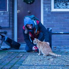 내 어깨 위 고양이, 밥 2